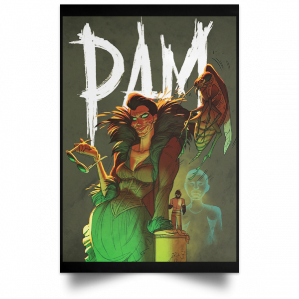 The Final Pam Poster Posters 12