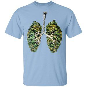 Weed Lungs Shirt, Hoodie, Tank Apparel