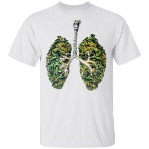 Weed Lungs Shirt, Hoodie, Tank Apparel 2