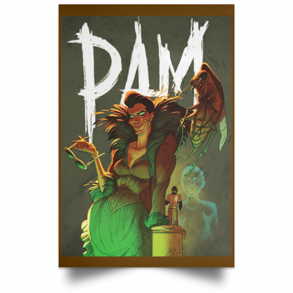 The Final Pam Poster Posters 13