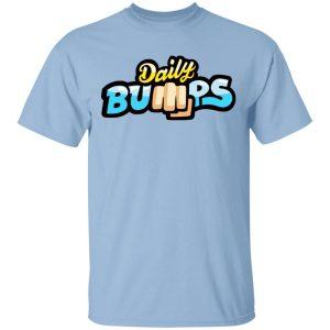 Daily Bumps Logo Shirt, Hoodie, Tank