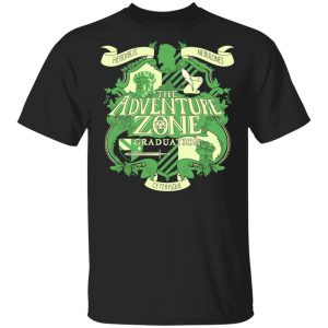 The Adventure Zone Graduation Shirt, Hoodie, Tank