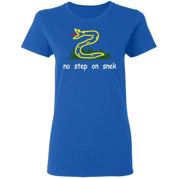 No Step On Snek Shirt, Hoodie, Tank Apparel 10