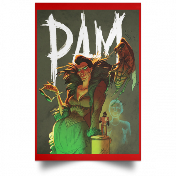 The Final Pam Poster Posters 16