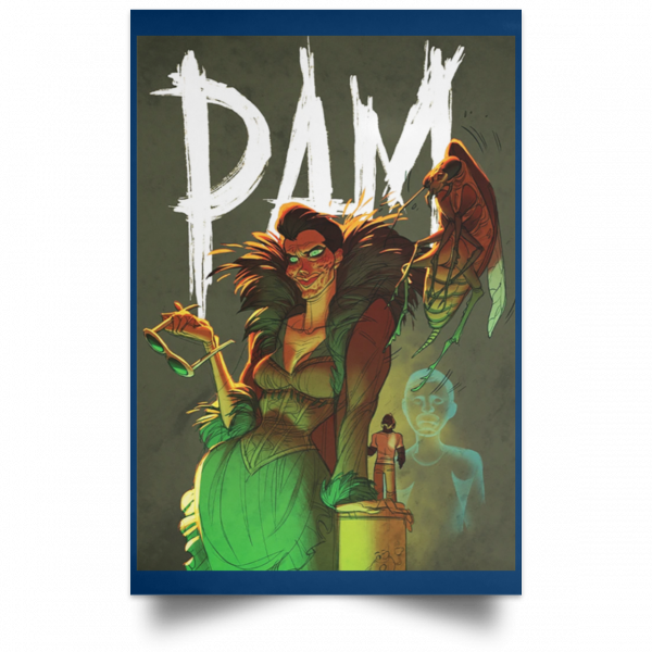 The Final Pam Poster Posters 17