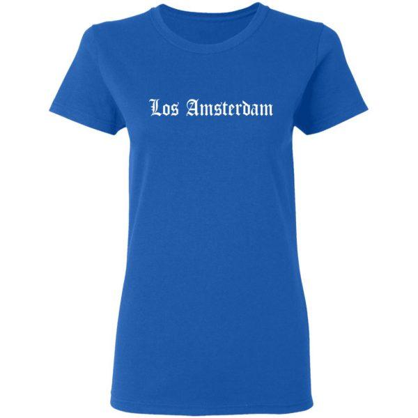 Los Amsterdam Shirt, Hoodie, Tank Apparel 10