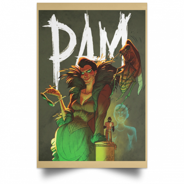 The Final Pam Poster Posters 18