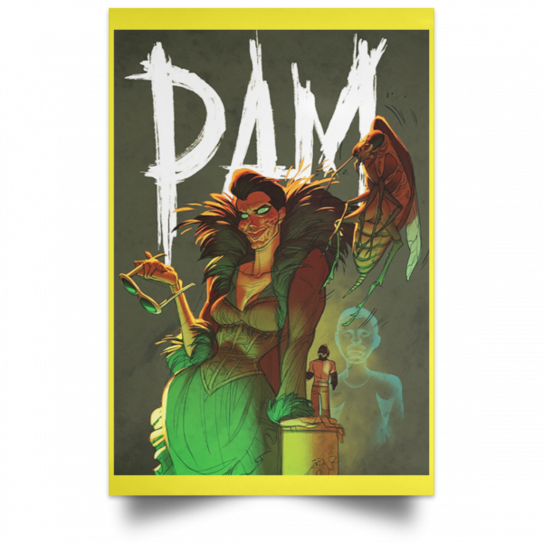 The Final Pam Poster Posters 21