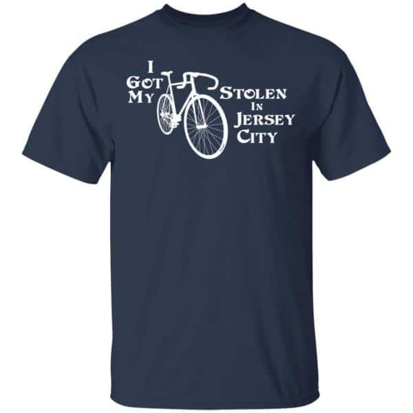I Got My Bike Stolen In Jersey City Shirt, Hoodie, Tank Apparel