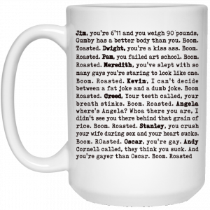 The Office Boom Roasted – Boom Roasted Legendary Michael'S Roasting Mug Coffee Mugs 2