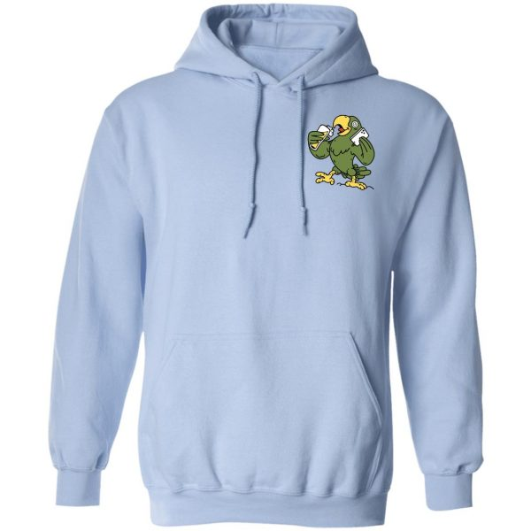 Polly Wants A Packet Pissed As A Parrot Shirt, Hoodie, Tank Apparel