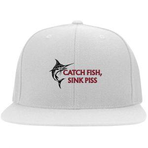 Catch Fish Sink Piss Hat Hat 2