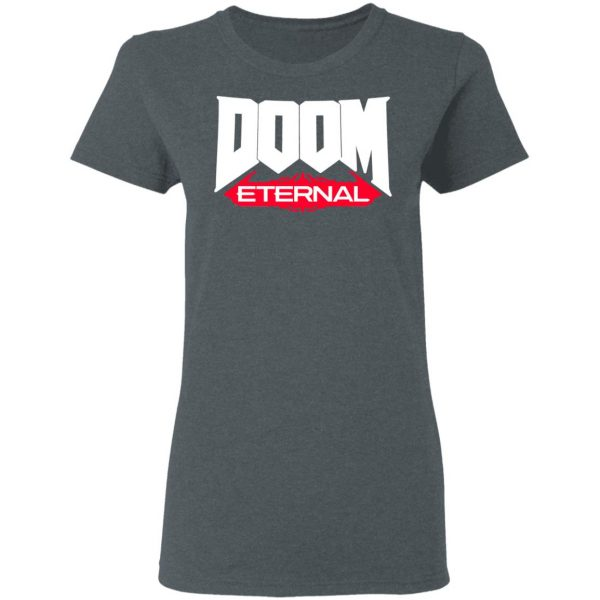 Doom Eternal Rip And Tear Until It Is Done Shirt, Hoodie, Tank Apparel