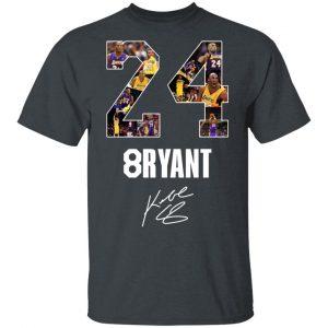 24 8ryant Kobe Bryant 1978 2020 Shirt, Hoodie, Tank Apparel 2