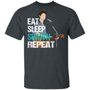 Eat Sleep Shawn Repeat Shirt, Hoodie, Tank
