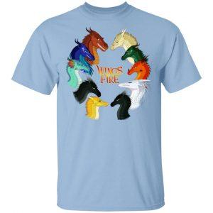 Wings Of Fire Shirt, Hoodie, Tank Apparel