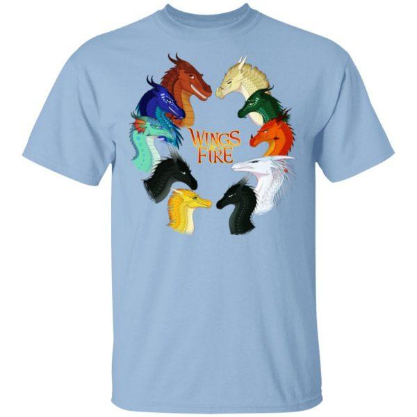 Wings Of Fire Shirt, Hoodie, Tank Apparel 3
