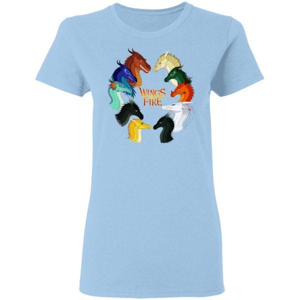 Wings Of Fire Shirt, Hoodie, Tank Apparel 6