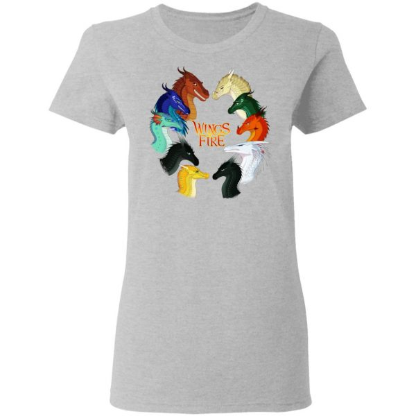 Wings Of Fire Shirt, Hoodie, Tank Apparel 8