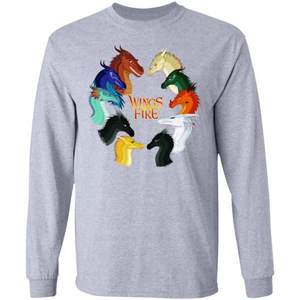 Wings Of Fire Shirt, Hoodie, Tank Apparel 9