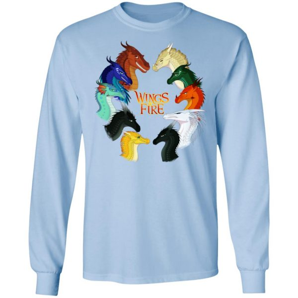 Wings Of Fire Shirt, Hoodie, Tank Apparel 11