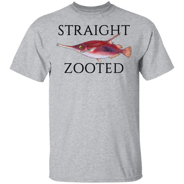 Straight Zooted Shirt, Hoodie, Tank Apparel 5
