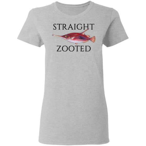 Straight Zooted Shirt, Hoodie, Tank Apparel 8
