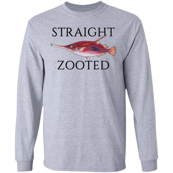 Straight Zooted Shirt, Hoodie, Tank Apparel 9
