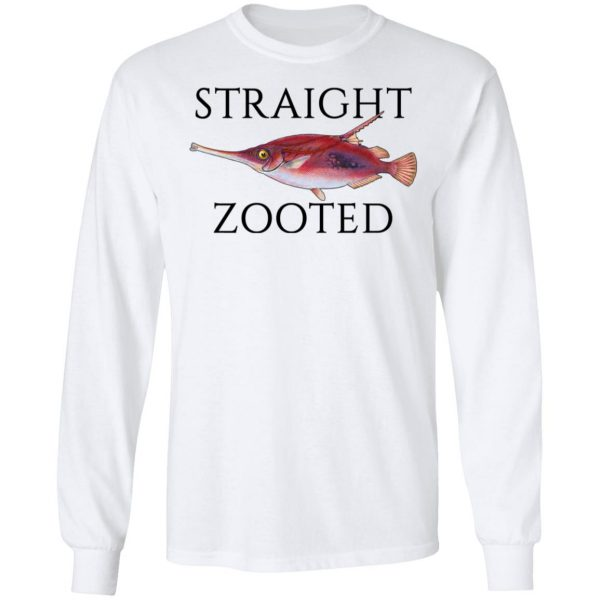 Straight Zooted Shirt, Hoodie, Tank Apparel 10