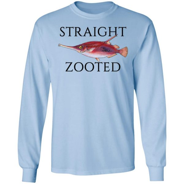 Straight Zooted Shirt, Hoodie, Tank Apparel 11