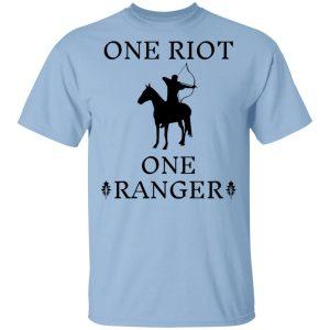 One Riot One Ranger Ranger's Apprentice Shirt, Hoodie, Tank