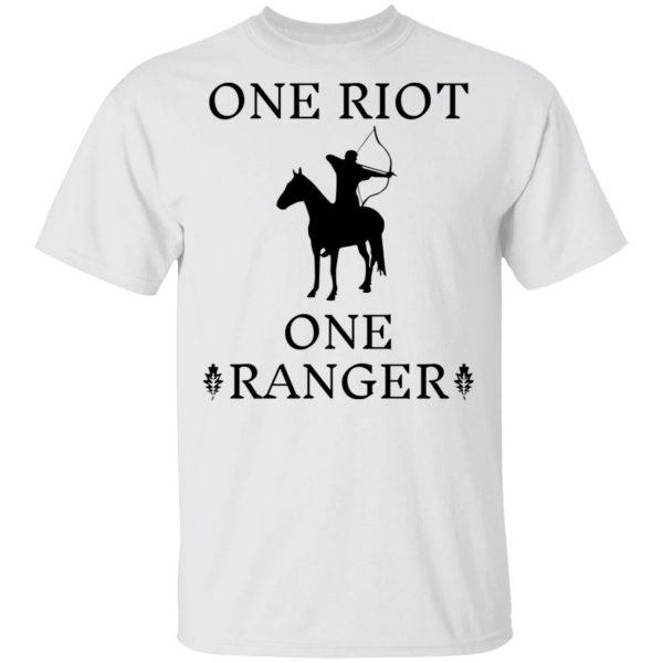 One Riot One Ranger Ranger's Apprentice Shirt, Hoodie, Tank Apparel 4