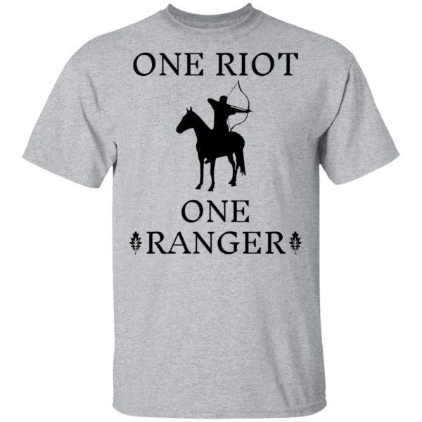 One Riot One Ranger Ranger's Apprentice Shirt, Hoodie, Tank Apparel 5