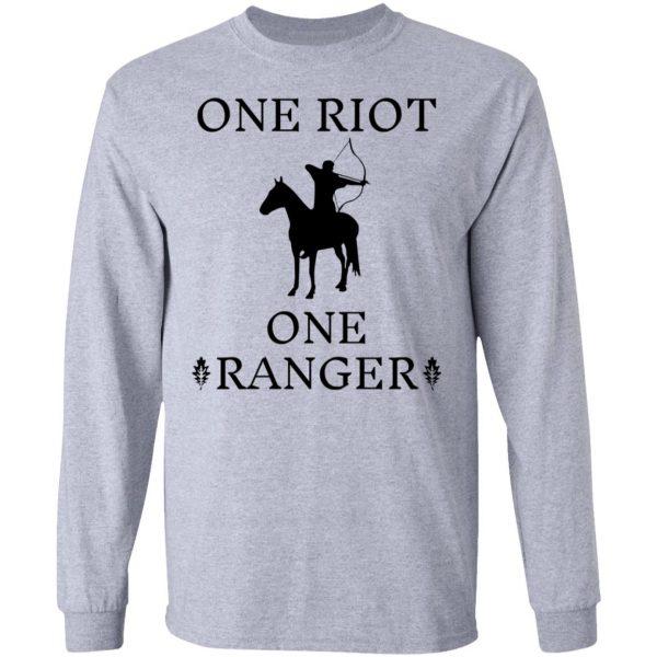 One Riot One Ranger Ranger's Apprentice Shirt, Hoodie, Tank Apparel 9