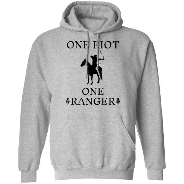 One Riot One Ranger Ranger's Apprentice Shirt, Hoodie, Tank Apparel 12