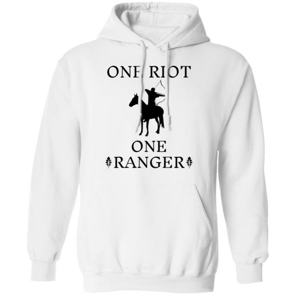 One Riot One Ranger Ranger's Apprentice Shirt, Hoodie, Tank Apparel 13