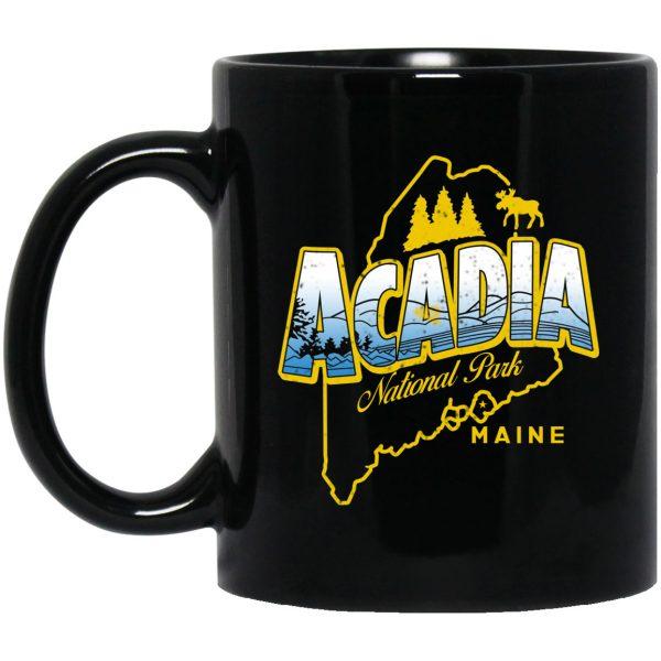 Acadia National Park Maine Mug Coffee Mugs 3