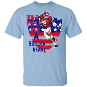 Don't Mess With A Soccer Beast Shirt, Hoodie, Tank