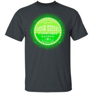 Sour Diesel Cannabis Sativa Shirt, Hoodie, Tank