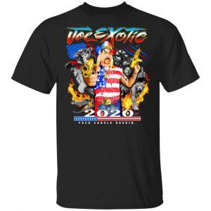 Joe Exotic 2020 President Fuck Carole Baskin Tiger King Shirt, Hoodie, Tank Apparel