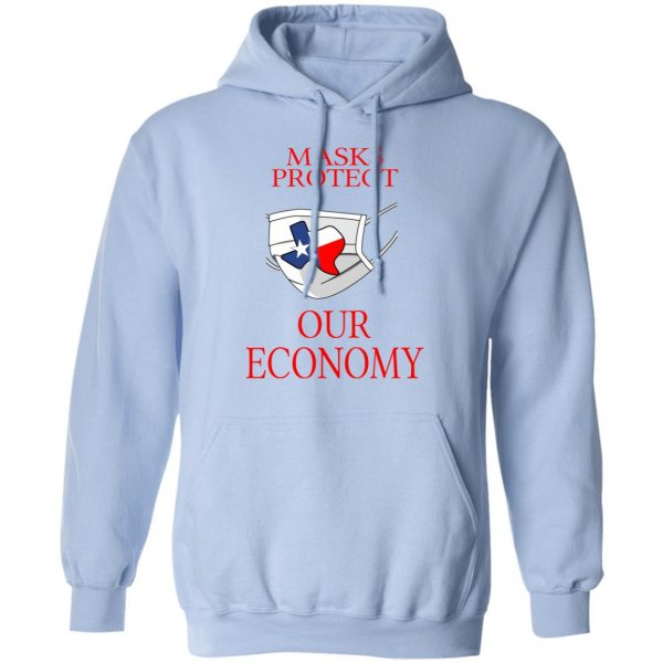 Masks Protect Our Economy Shirt, Hoodie, Tank
