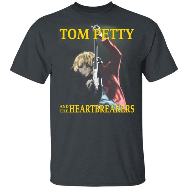 Tom Petty And The Heartbreakers Shirt, Hoodie, Tank