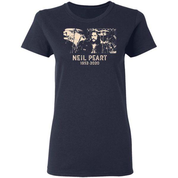 Rip Neil Peart 1952 2020 Shirt, Hoodie, Tank Apparel