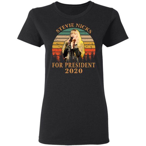 Stevie Nicks For President 2020 Shirt, Hoodie, Tank