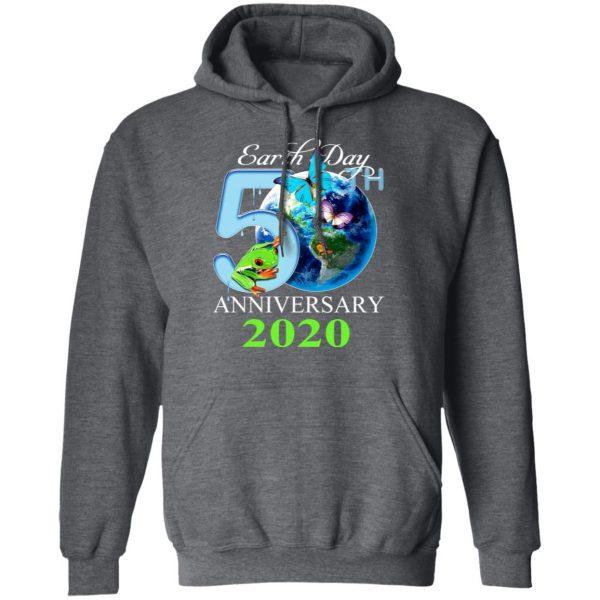 Earth Day 50th Anniversary 2020 Shirt, Hoodie, Tank Apparel