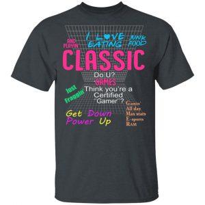 I Love Eating Classic Do U Games Shirt, Hoodie, Tank