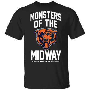 Monsters Of The Midway Chicago Bears Shirt, Hoodie, Tank Apparel
