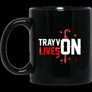 Trayvon Lives Trayvon Martin Mug Coffee Mugs