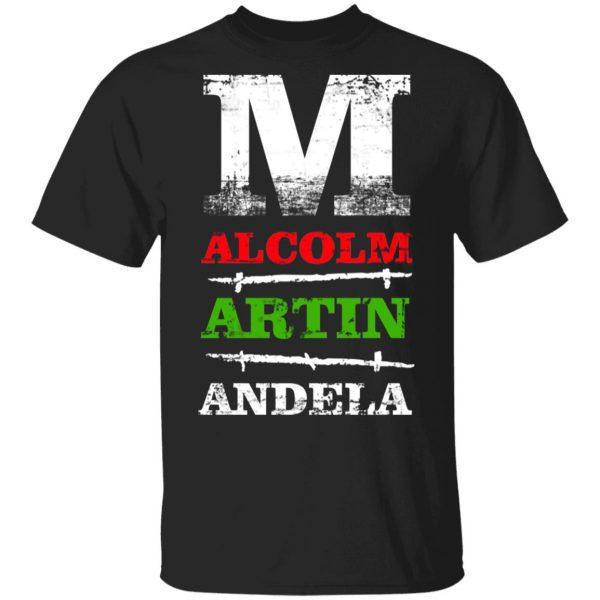 M Alcolm Artin Andela Shirt, Hoodie, Tank Apparel