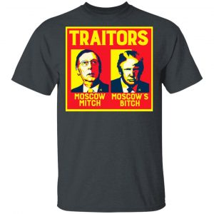 Traitors Ditch Moscow Mitch Shirt, Hoodie, Tank Apparel